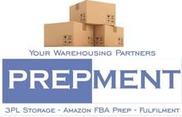 The UK's Top Amazon Wholesale FBA Prep, Storage, 3PL & Fulfilment Provider Logo